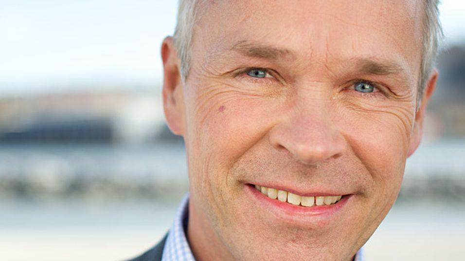 Kommunal- og fornyingsminister Jan Tore Sanner skal legge planene for et digitalt liv - etter oljen.