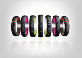 Armbåndet fås i flere ulike farger.