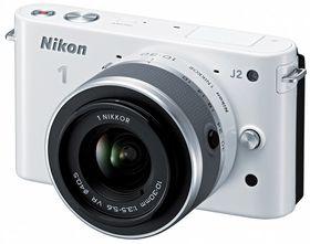 Nikon1 J2 - som Nikon mener er imitert.