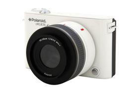Det omstridte Polaroid-kameraet.