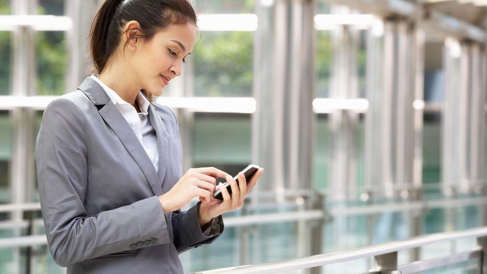 Halvparten dropper mobildata når de ikke er hjemme