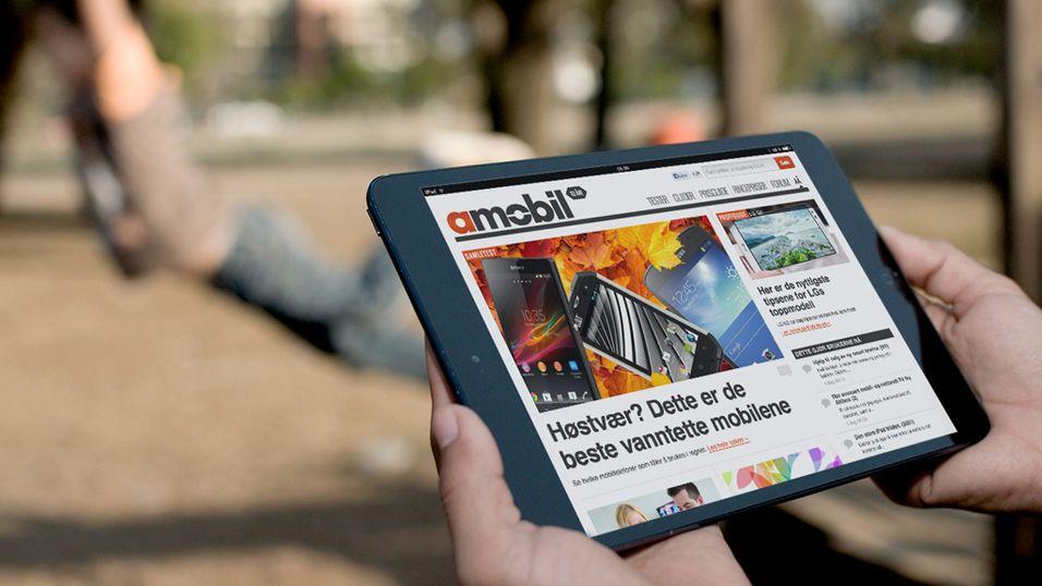 Nå kan du få en enda bedre Amobil-opplevelse
