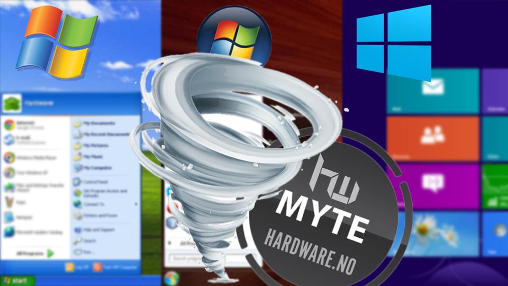 Vi måler ytelsen til Microsofts mest utbredte operativsystem. Finner vi en klar vinner?