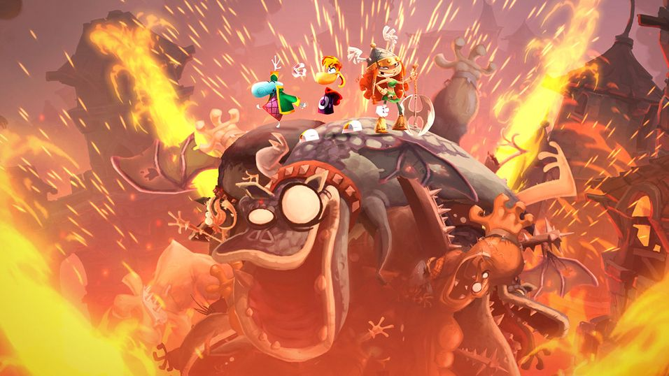 Rayman Legends solgte ikke så bra som forventet.