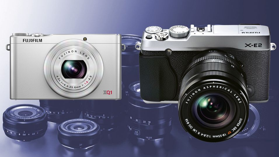 Fujifilm-familien vokser stadig