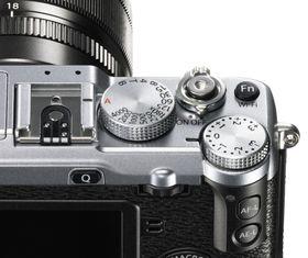 Retrostilen til Fujifilm har vunnet mange venner.