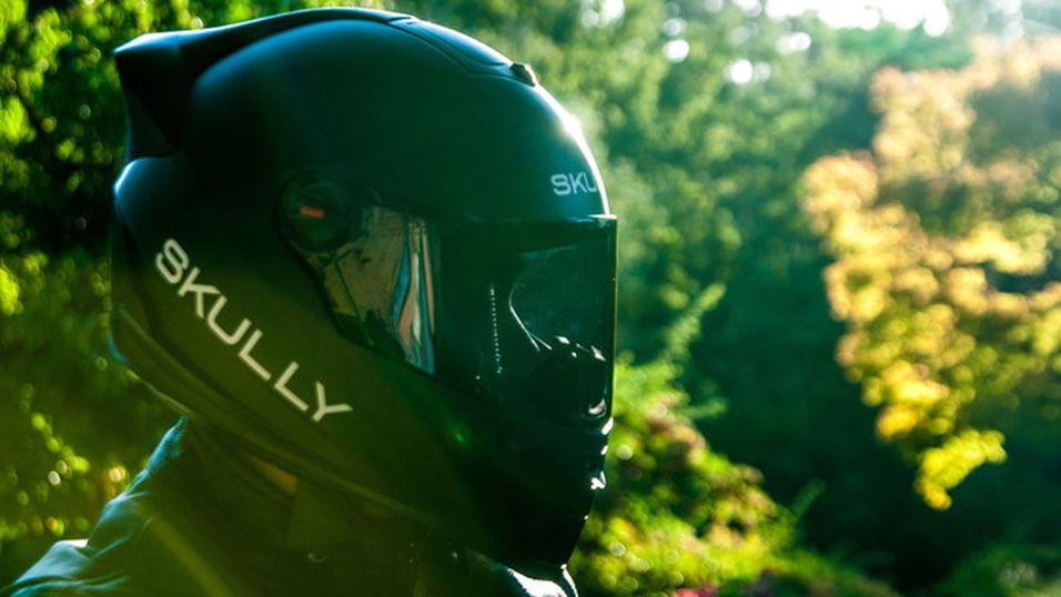 Hjelmen Skully P1 skal holde deg trygg