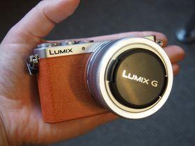 Panasonic GM1 er utrolig lite , til å være et fullblods systemkamera.