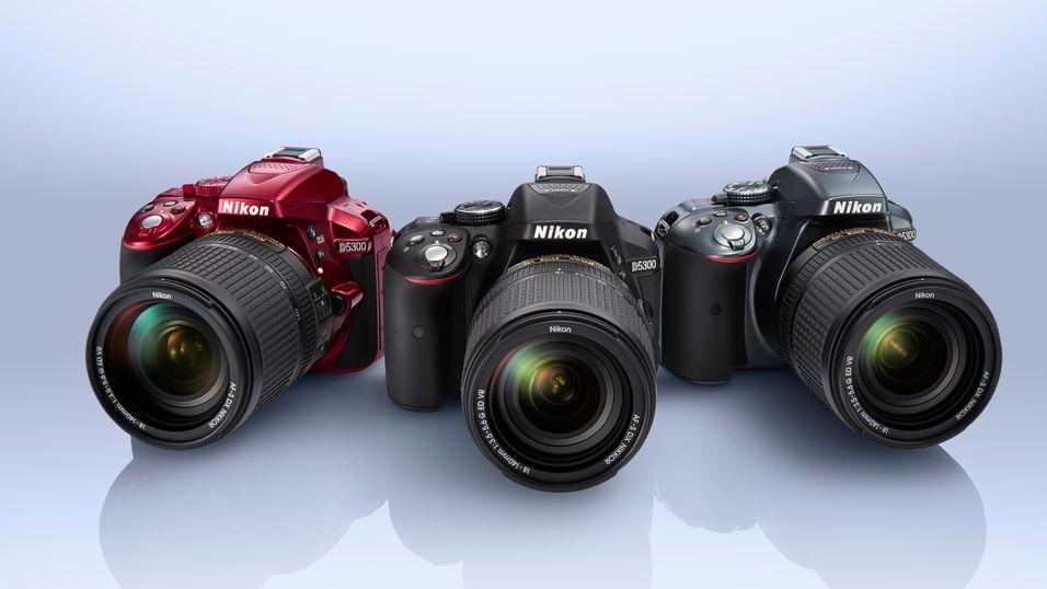 Lett og sosial oppfølger fra Nikon