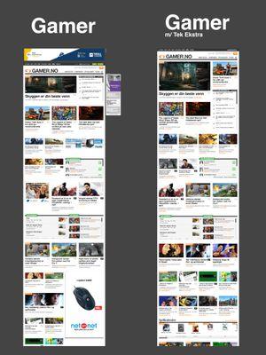 Som Ekstra-abonnent vil du få forsider med mer luft, større bilder og smartere layout.