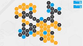 Den svært underholdende og intelligente hjernetrimmeren Hexcells er månedens gratisspill i desember.
