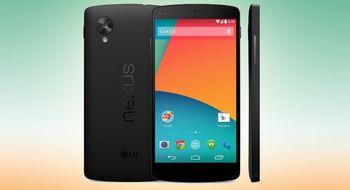 Nexus 5 er lansert