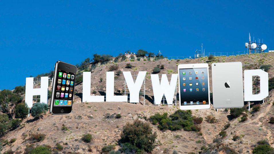 Apple kan miste Hollywood-dominansen