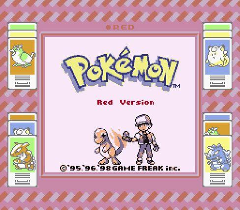 Pokémon var alltid morsommere å spille på Super Game Boy til SNES. (Bilde: Mobygames.com).