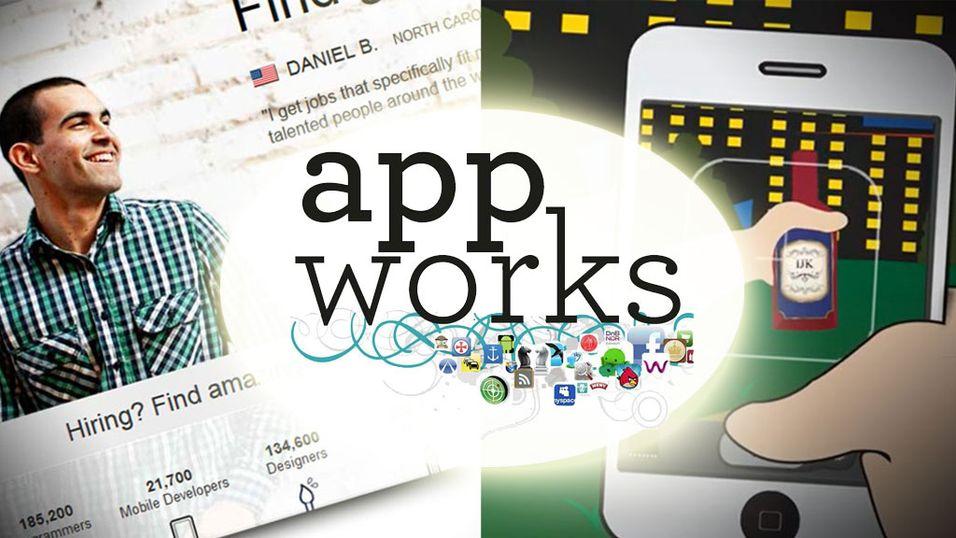 INTERVJU: Bygger apper med frilansere