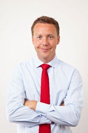 Kjetil Olsen, Vice president, Europe, i  Elance.