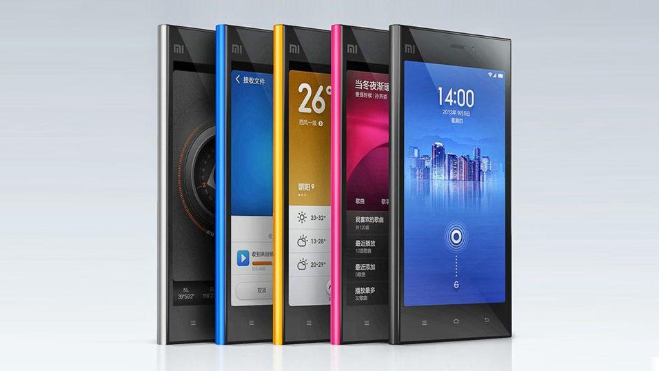 Xiaomi Mi3 solgte 100000 eksemplarer på 86 sekunder