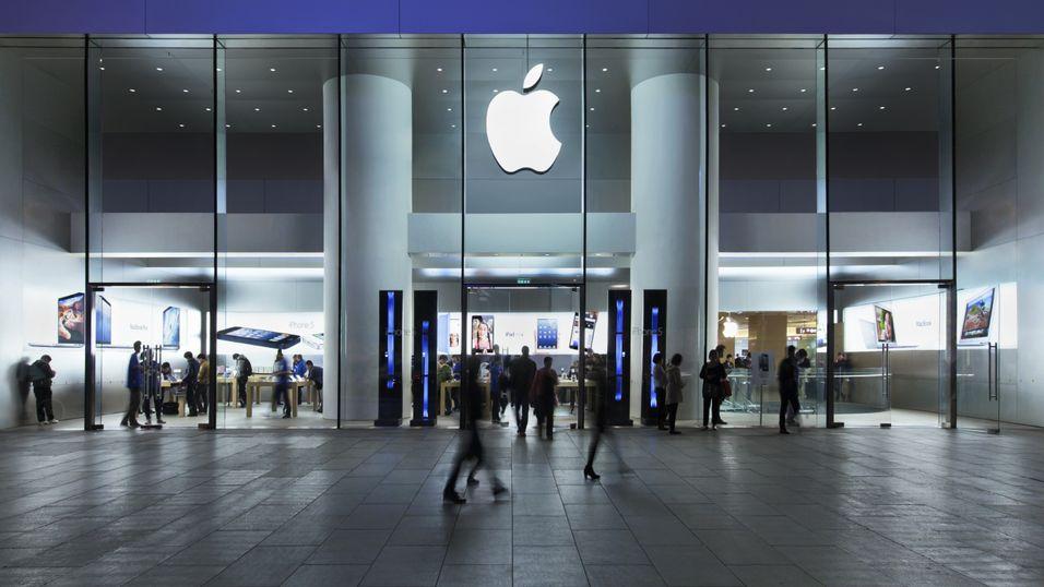 Dette tror vi Apple vil lansere i kveld