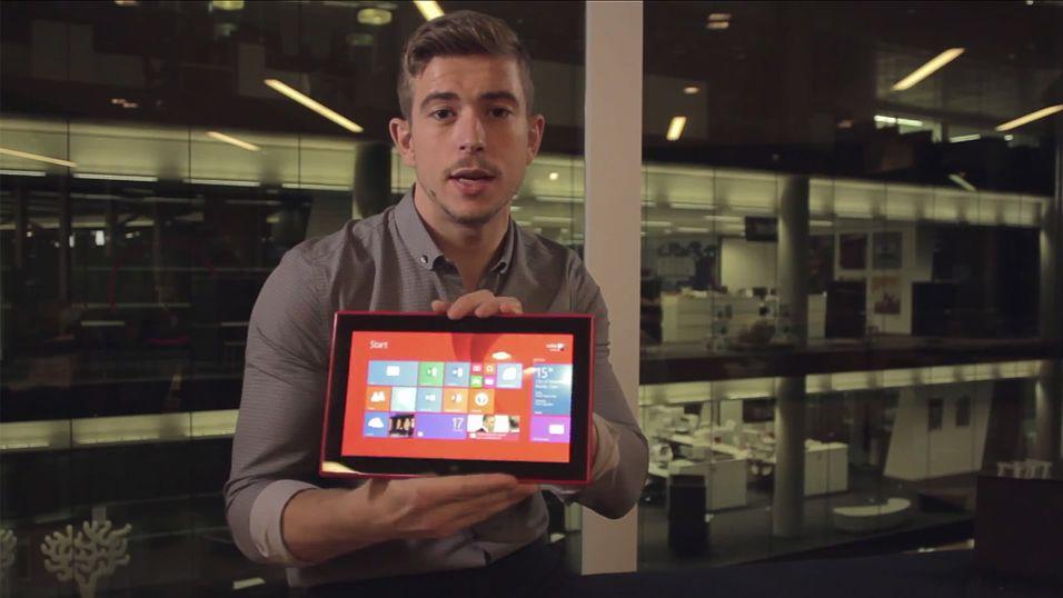 Her er Nokia Lumia 2520