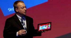 – Nokia planlegger 8-tommers nettbrett neste år