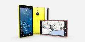 Toppmodellen Nokia-Lumia 1520 (trykk for større bilde).