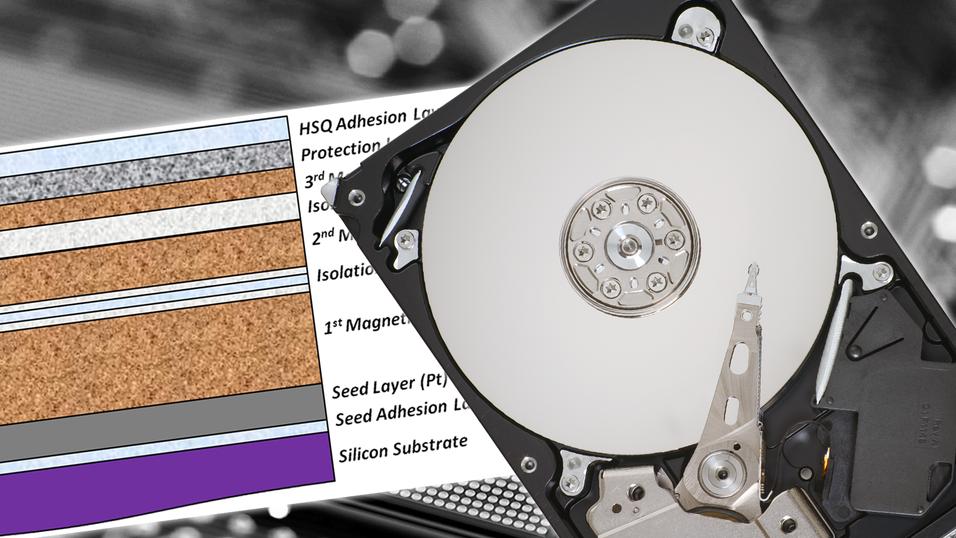 Gjennombrudd kan gi harddisker på 100 terabyte