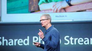 Wireds kilder hevder at Apple-sjef Tim Cook vil lansere en betalingsløsning den 9. september? .