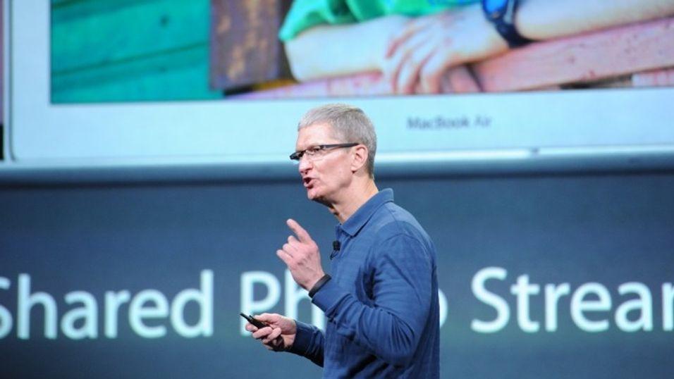 Knallsterkt fra Apple