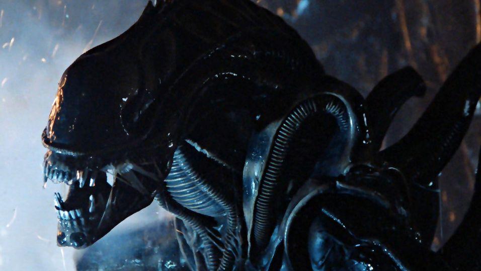Fra filmen Aliens