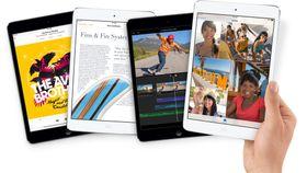iPad mini med Retina-skjerm.