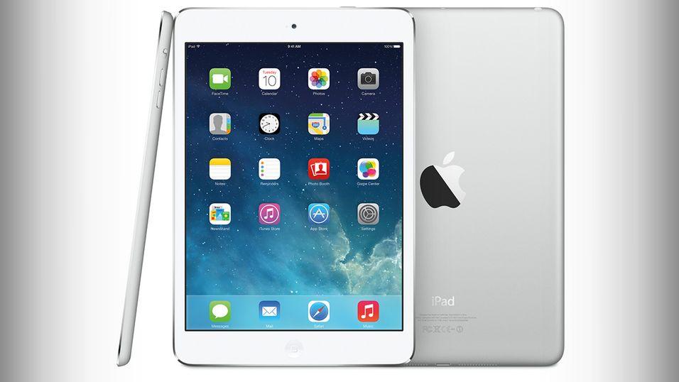 Apple: Uvisst om det blir nok iPad mini 2