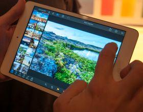 """iPhoto har fått imponerende nye funksjoner som kan minne litt om """"content aware""""-funksjonaliteten i PhotoShop."""