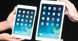 iPad Air og nye iPad Mini Vi har fått prøve Apples nye nettbrett