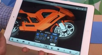 Se video med Apple iPad Air og nye iPad Mini