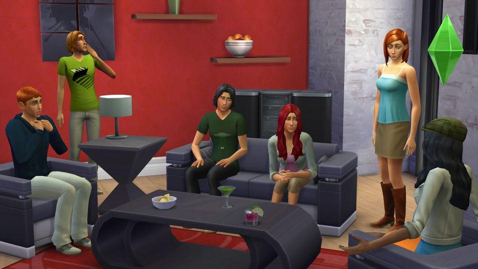 The Sims 4 kommer høsten 2014.
