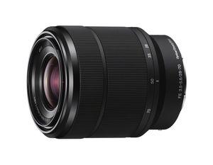 Sony FE 28 - 70 mm f/3.5 - 5.6 OSS.