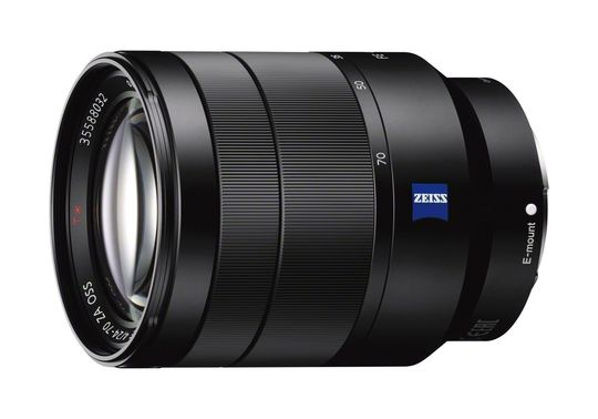 Carl Zeiss 24 - 70 mm f/4 ZA OSS.