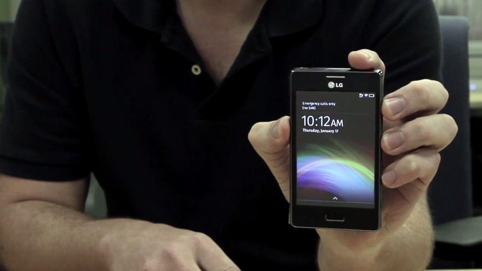 Fireweb er LGs første Firefox-telefon