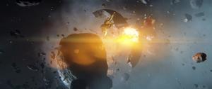 Stillbilde fra videoen.