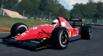 Ekstrainnholdet til F1 2013 Classic Edition slippes løs
