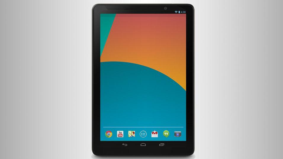 – Dette er nye Nexus 10