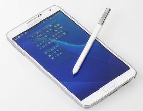 Galaxy Note 3 skal være første telefon ut med den nye sperren. Den er også første telefon ut med regionssperre, og må låses opp med et SIM-kort fra regionen den er kjøpt i, før den kan brukes.