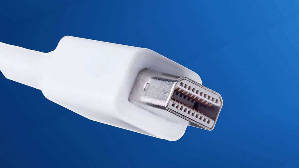 DisplayPort skal bli enda mindre