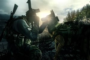 Call of Duty: Ghosts er Infinity Wards nyeste bidrag.