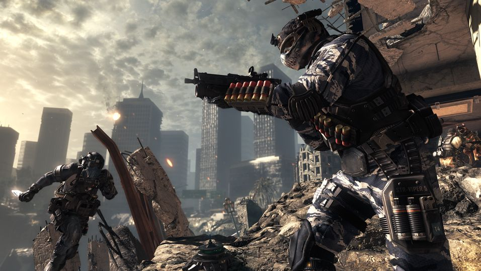 Er PC-en din klar for Call of Duty: Ghosts?
