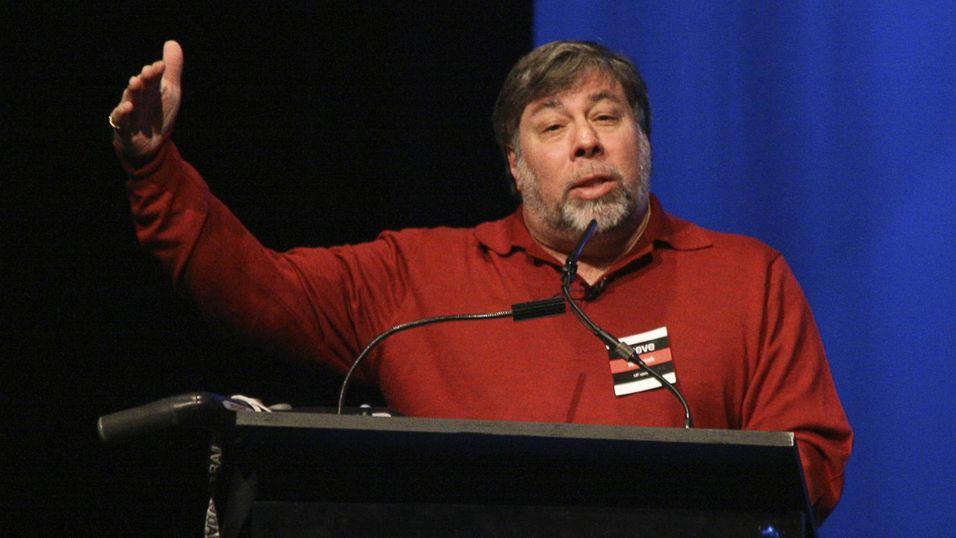 Steve Wozniak er skuffet over iPad Air