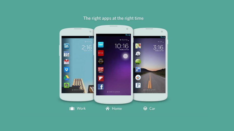 «Cover» er akkurat det Android-låseskjermen din trenger