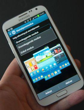 Også Galaxy Note-serien har skapt trøbbel i Kina.