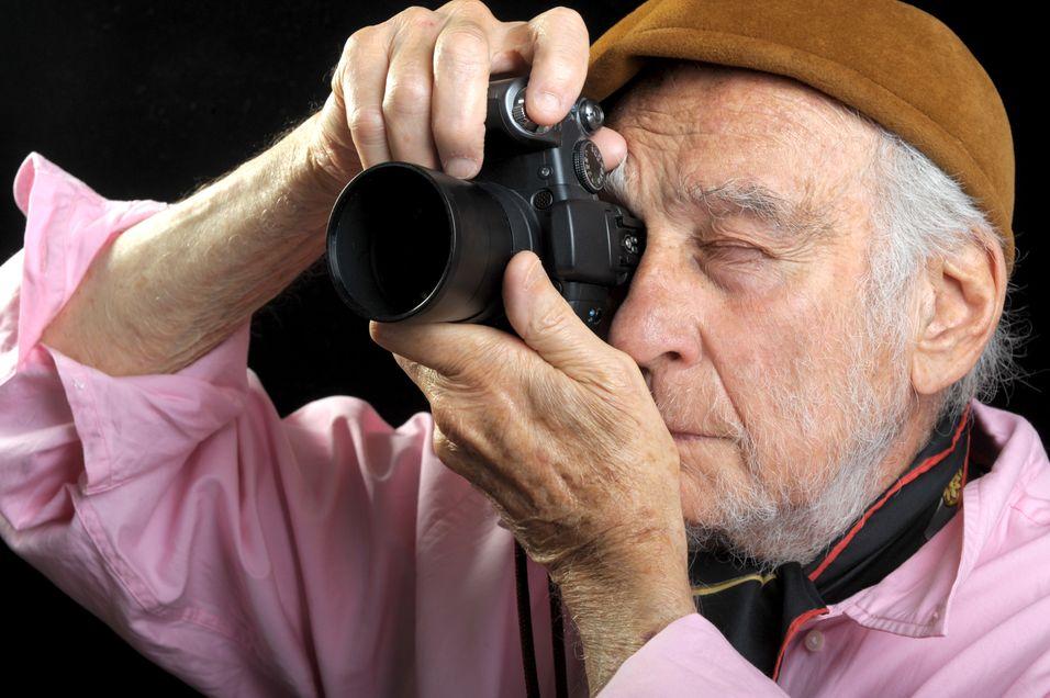 Hold hjernen i form med fotografering
