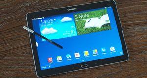 Nå kommer nye Galaxy Note 10.1